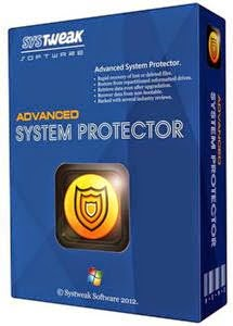 Advanced System Protector 2.1 Crack / License Key