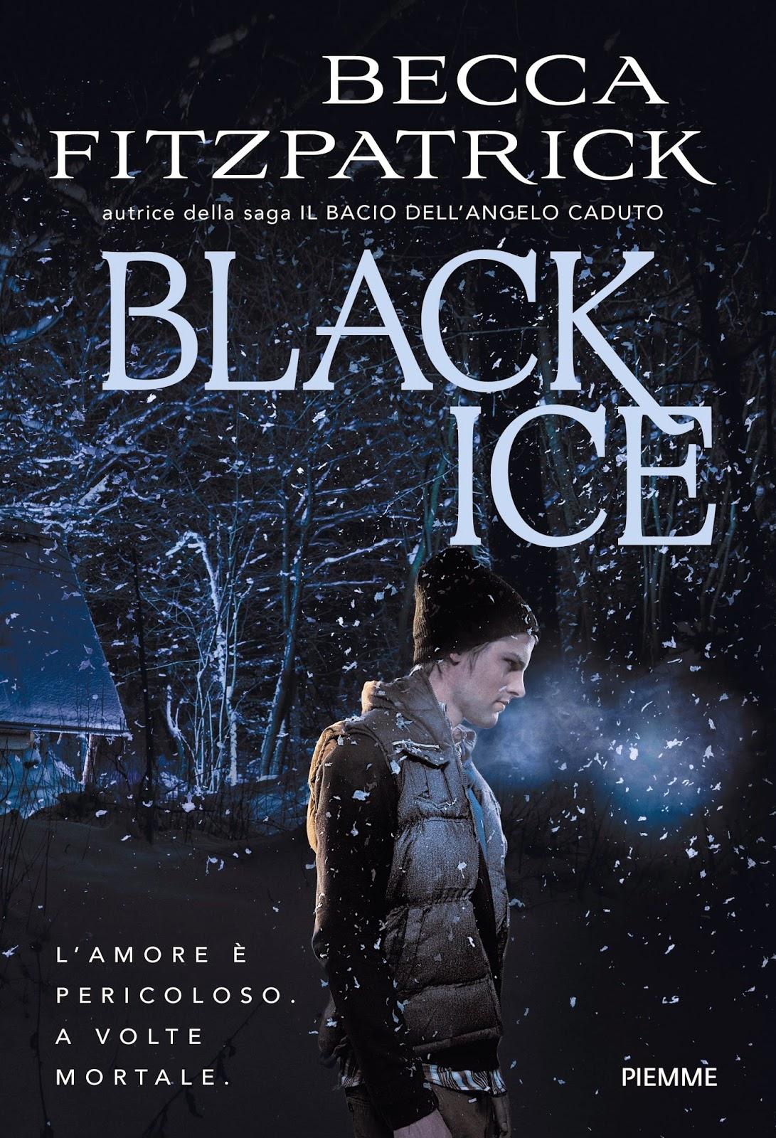 Black Ice Book Cover Model : Becca fitzpatrick black ice