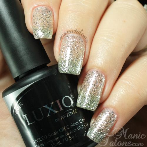 Luxio by Akzéntz Silver Swatch