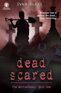 01-22-18  Dead Scared, The Mortsafeman Trilogy, Book One