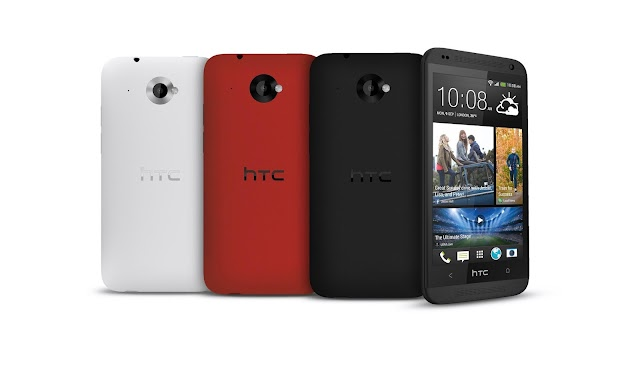 HTC Desire 601 Officially Unveiled