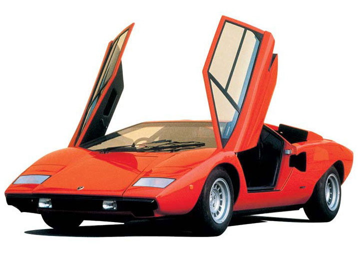1974 lamborghini countach primierauto. Black Bedroom Furniture Sets. Home Design Ideas