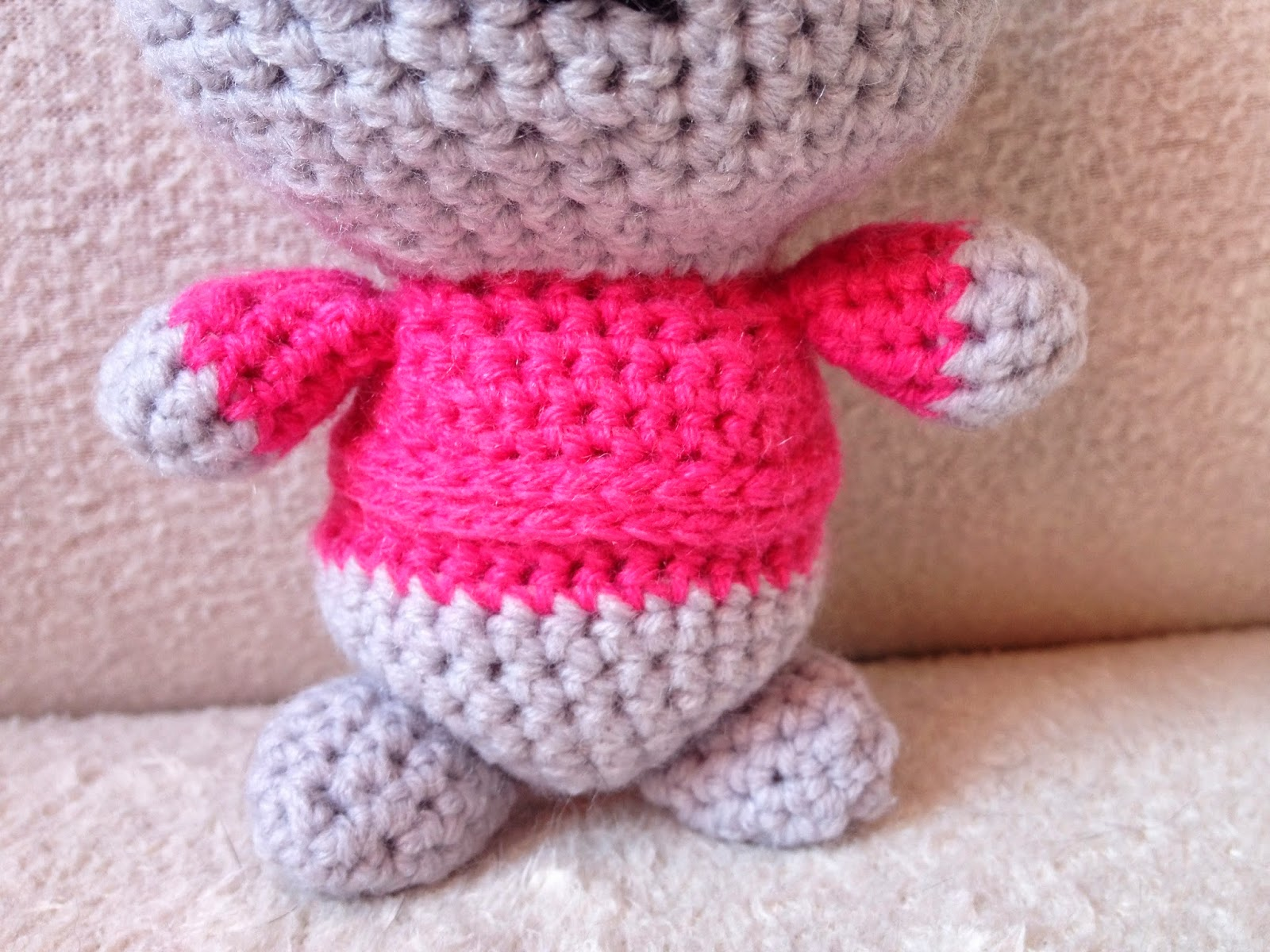 The Perfect Hiding Place - A Crochet Bunny #CrochetPal #Crochet