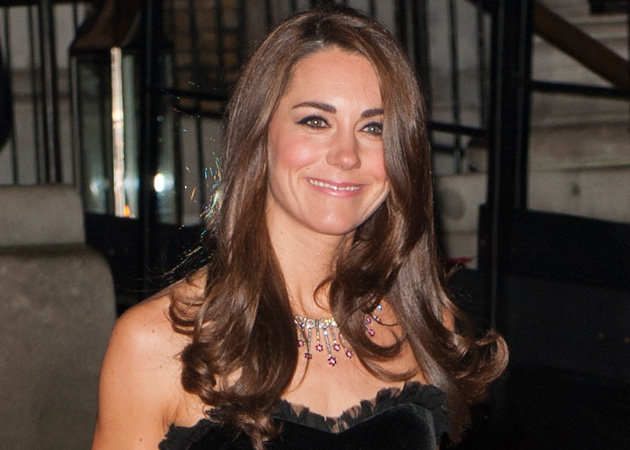 kate middleton pregnant with twins