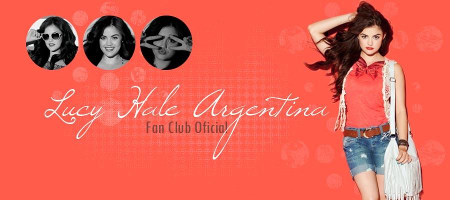 Lucy Hale Argentina Fanclub Oficial