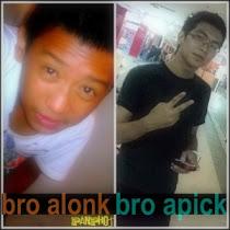   bro alonk & bro apick  