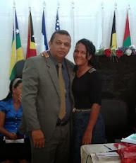 Pastor Local e esposa