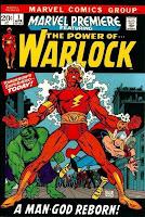Marvel Premiere #1 comic cover