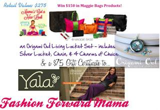 Mama's Got A New Look, Fashion Foward Mama Grand Prize