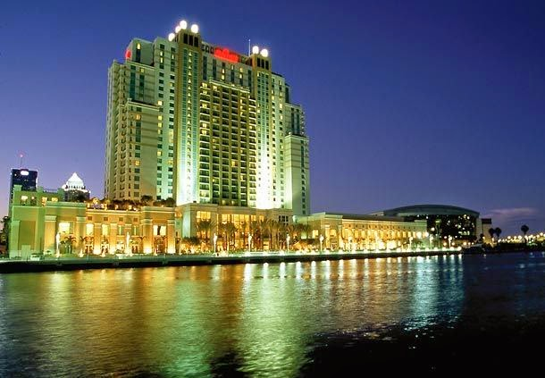 Hotel Tampa Marriott Waterside Hotel and Marina