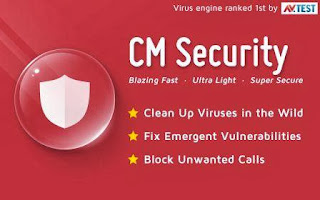 Free download CM Security Android Antivirus .APK