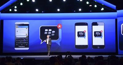 BBM estará disponible para iOS y Android