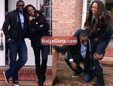 yvonne nelson dating john dumelo