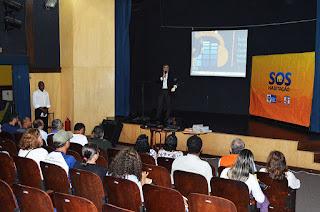 Subsecretário de Estado de Habitação, Fernando Fortes, ressalta apoio do governo estadual ao município