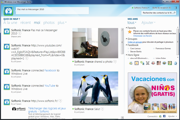 Windows Live Messenger 2012 - Free download and software reviews ...