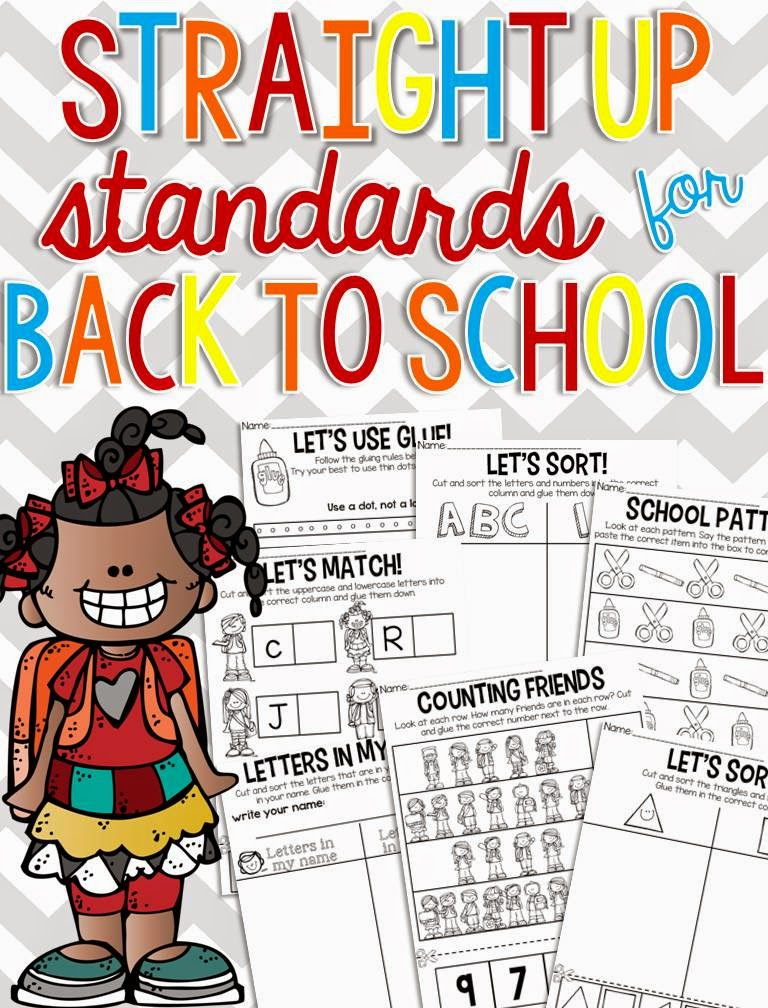 http://www.teacherspayteachers.com/Product/Straight-Up-Standards-for-Back-to-School-Printables-1403381