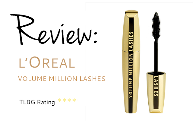 Review: L'Oreal Volume Million Lashes