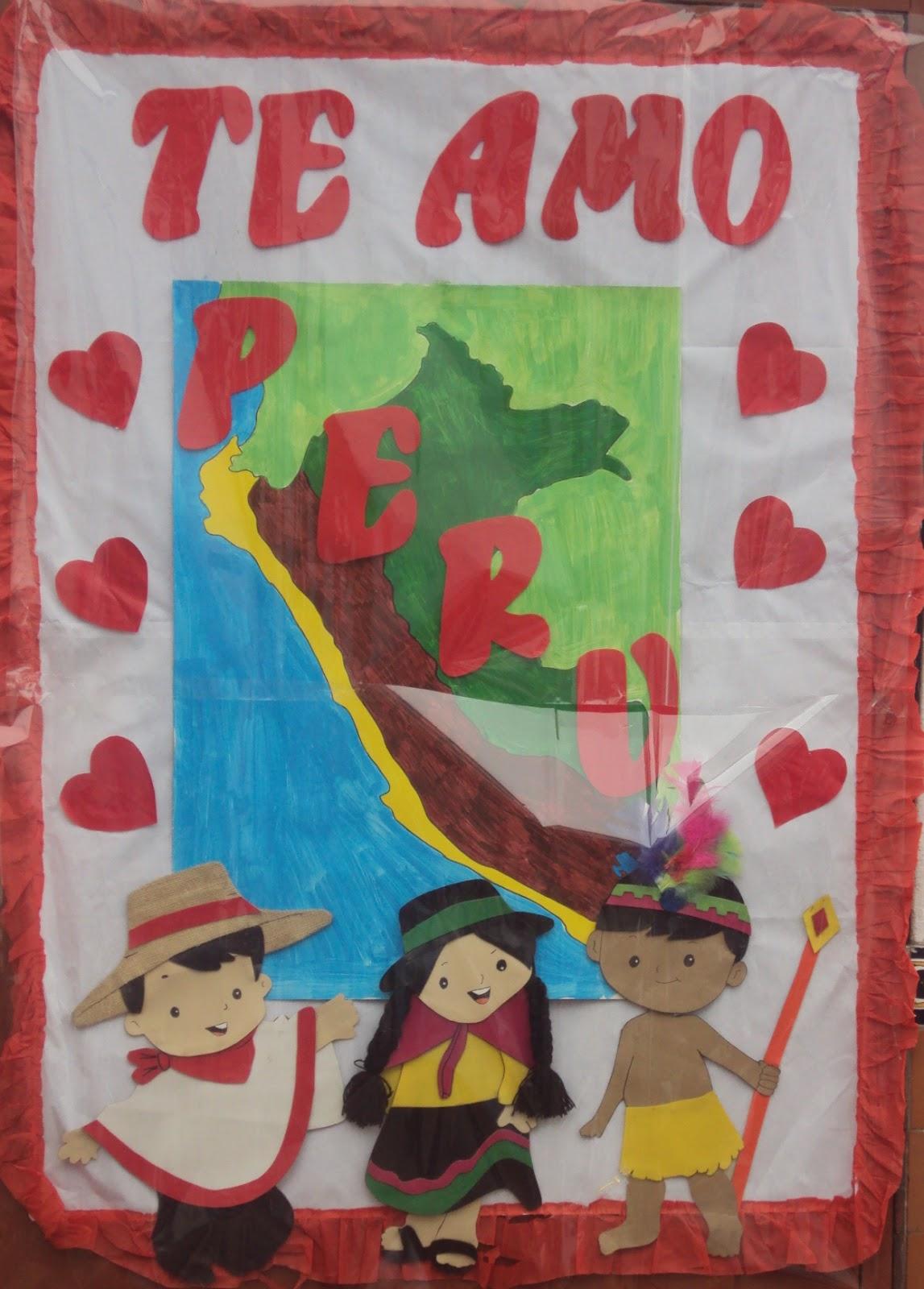 Semana patri tica en la iep blas pascal semana patri tica for Diario mural fiestas patrias chile
