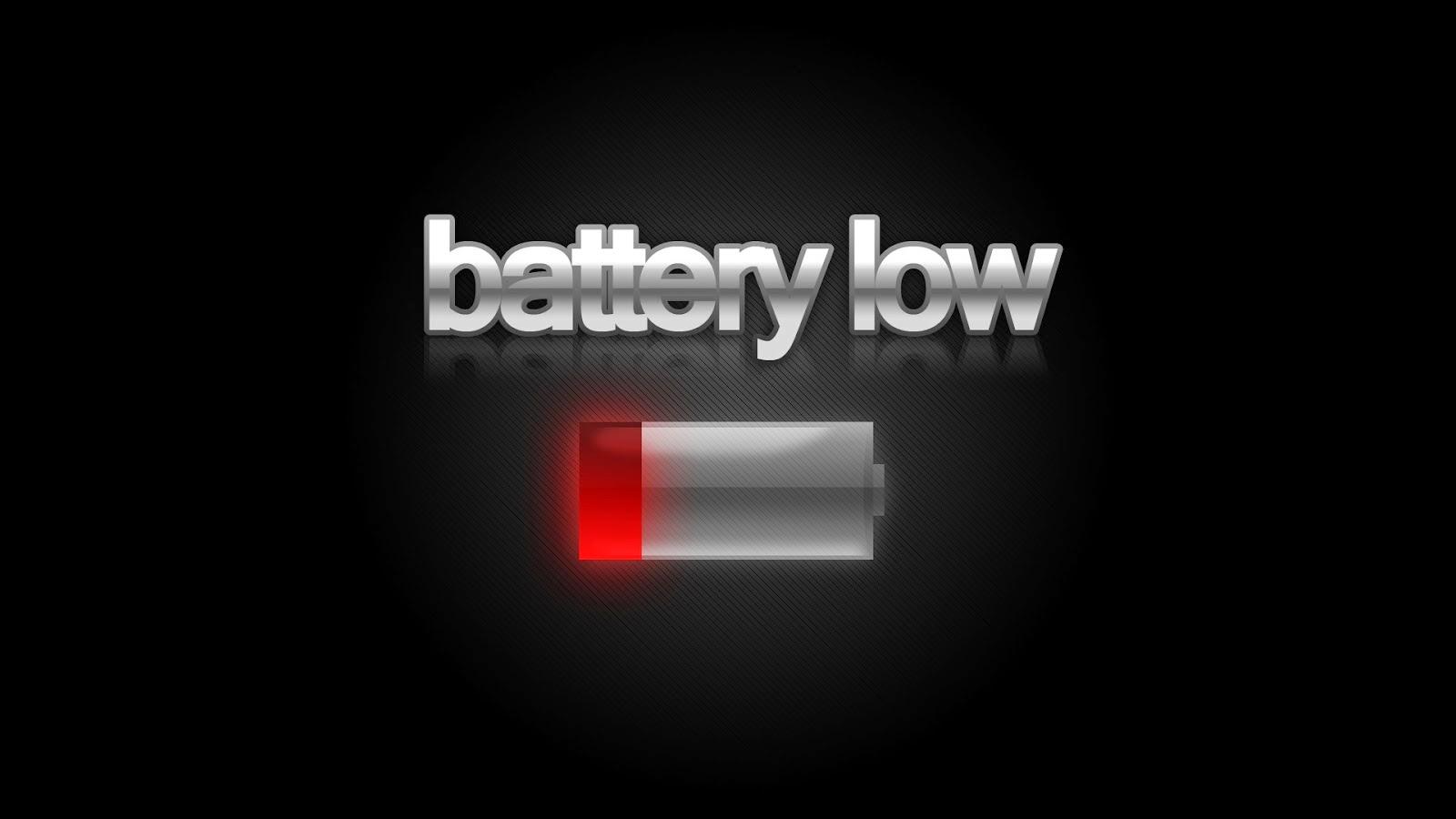 baterai hp lemah