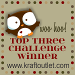 8/14/15 Kraft Journal Top 3 Winner