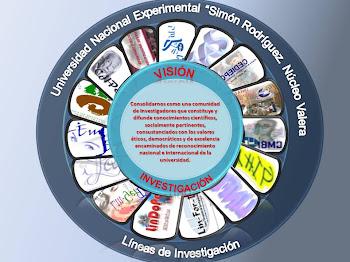 Líneas de Investigación UNESR Núcleo Valera