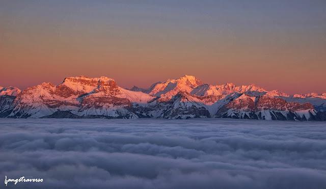 Massif des Bauges, Haute-Savoie