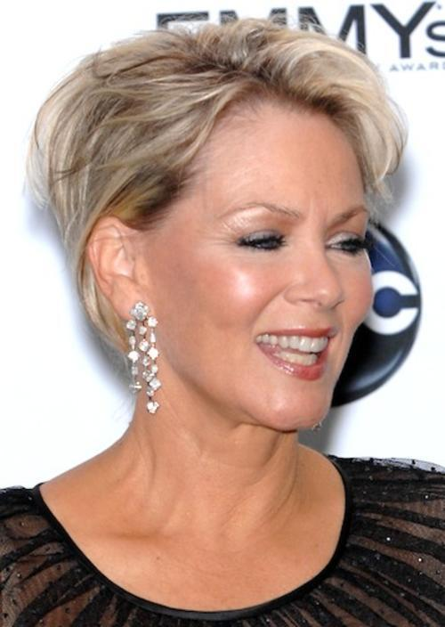 Short Formal Hairstyles for Older Women 2013 - Fashion