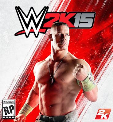 WWE 2K15 (PC)