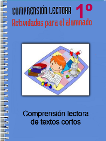 LECTURA COMPRENSIVA DE TEXTOS CORTOS