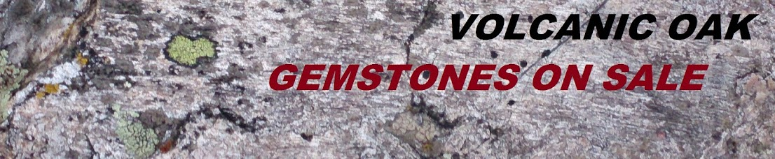 Etsy Shop Volcanic Oak Offers Natural Gemstones From 5.99 USD