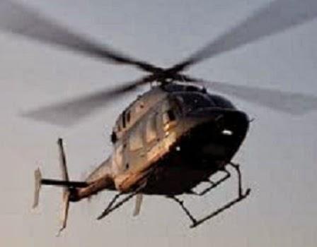 boko haram helicopter