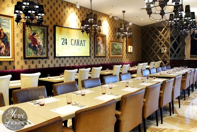 24 Karat Private Function Room at NIU