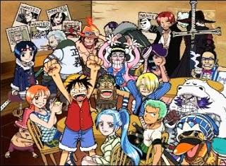 Cara Mendapatkan Semua Charakter One Piece Grand Battle 2