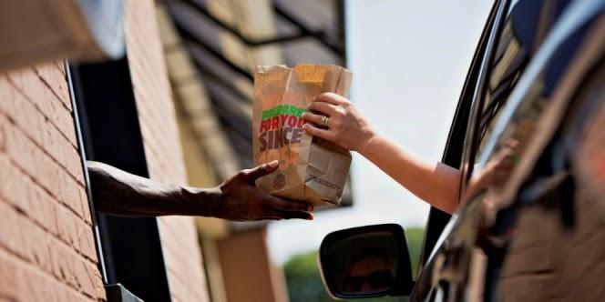Nasib beruntung pembeli burger yang dapt jutaan dollar