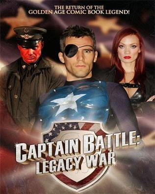Captain Battle Legacy War (2013) Online