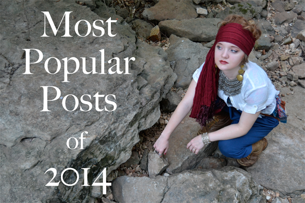 Flashback Summer: Most Popular Posts of 2014