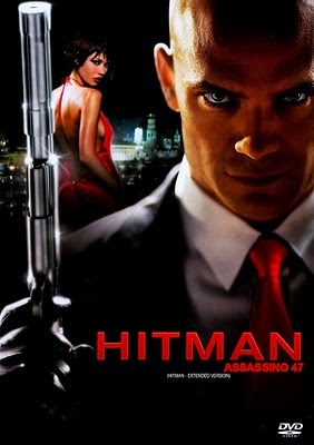 Filme Hitman Assassino 47 Dublado AVI DVDRip