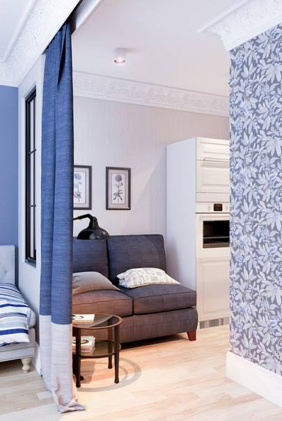 Bridoor s.l: vivienda studio de 24 m2