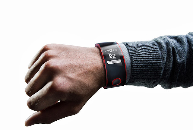 Nismo Watch Concept: A Nissan GT-R for Your Wrist [Video]