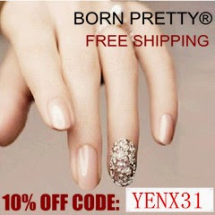 BornPretty 10% kód