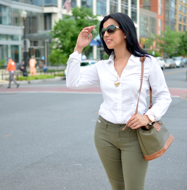 Classic Simple Khaki