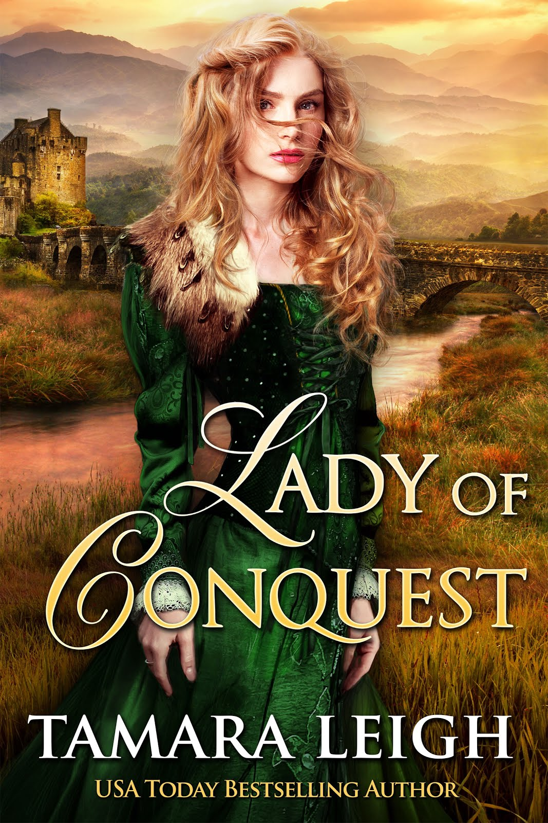LADY OF CONQUEST by Tamara Leigh