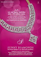 Sunny Diamonds
