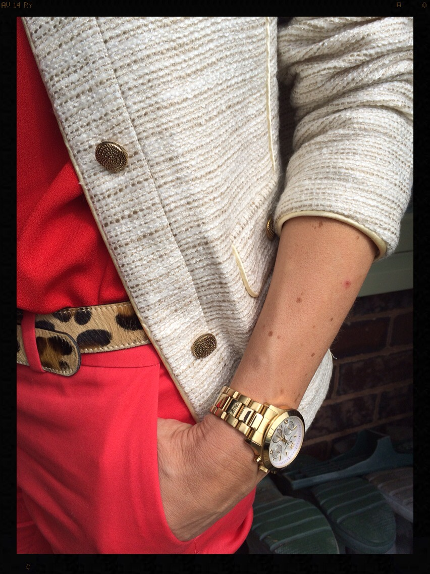 My Midlife Fashion, Leopard Print, Animal print, Damart, Gray and Osbourn, Zara, Jacket