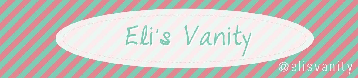 Eli's Vanity