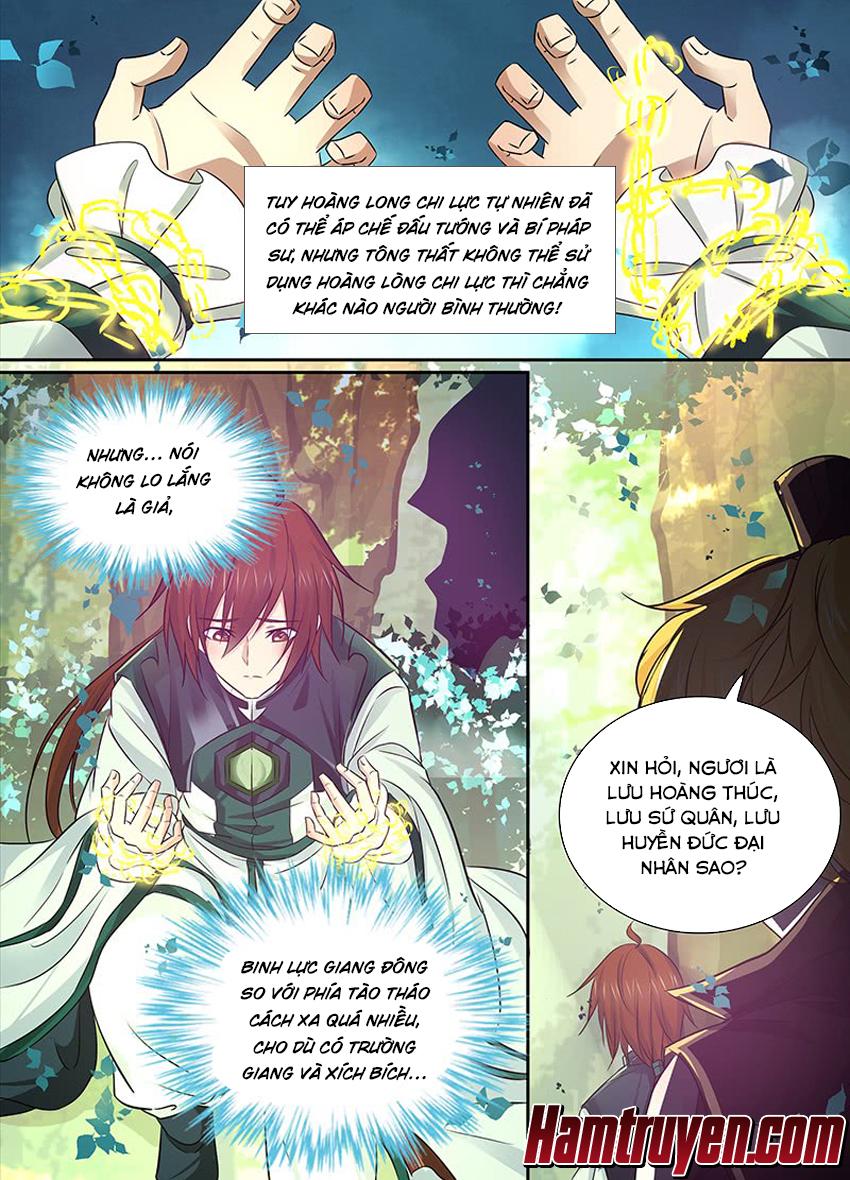 Thiên Cơ Tam Quốc chap 12 - Trang 6