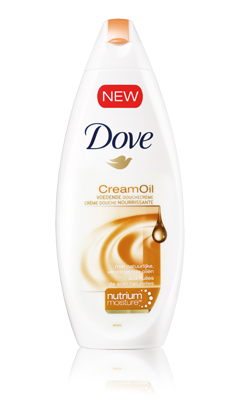 Dove Cream Oil Voedende Douchecrème