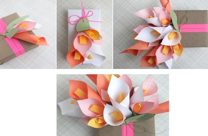 MANITAS CREATIVAS Y ALGO MAS: Papel -Envolturas para regalos