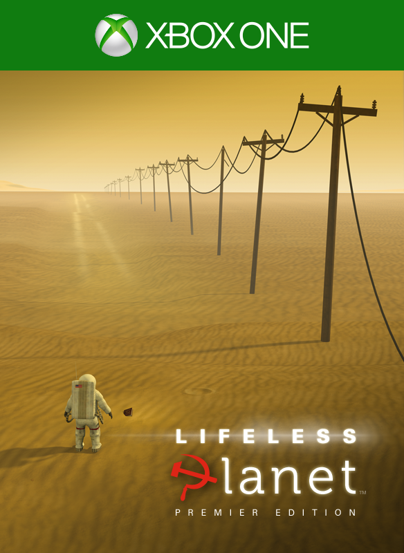 Lifeless Planet: Premier Edition on Xbox One