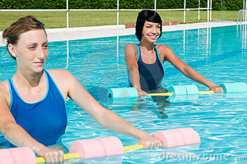 Aqua Exercises for weight loss